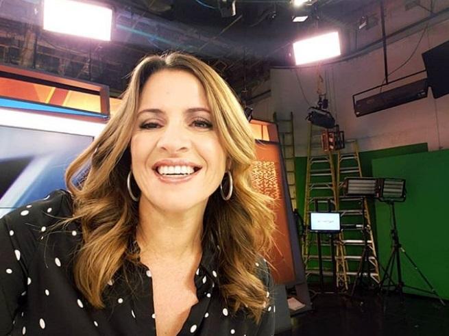 Monserrat Álvarez se va de Canal 13 — Terremoto en Teletrece