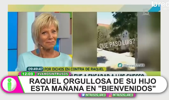 Nano Calderón esperó a Luis Gnecco hasta que se aburrió