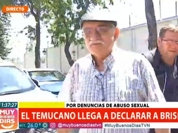 Tito Fernández reconoce relaciones sexuales de sus denunciantes: 'Fueron consensuadas'