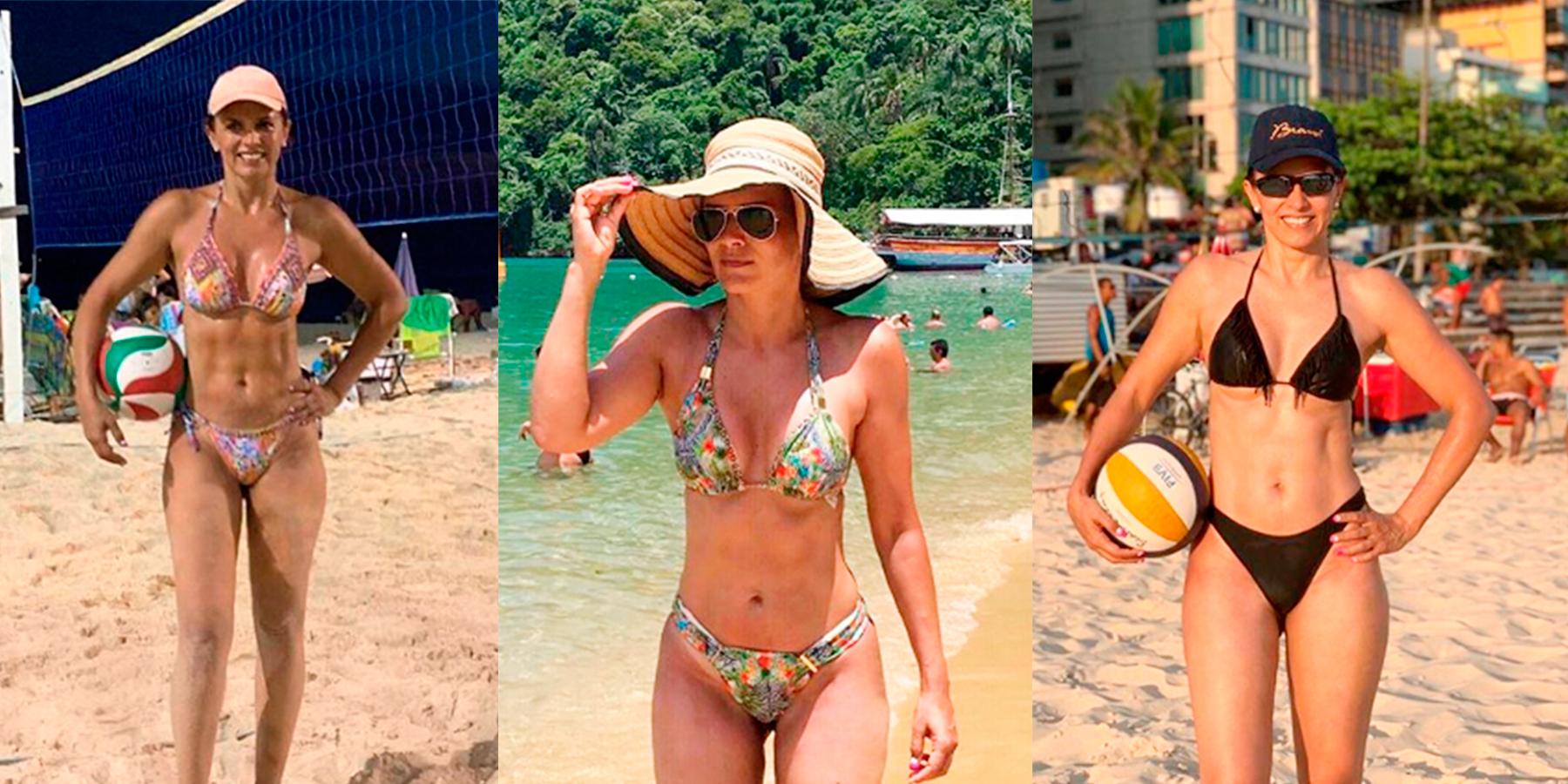 Años Bikini A En De Sus 46 GaleríaLas Fotos Vergara Mejores Ivette f7Ybgv6y