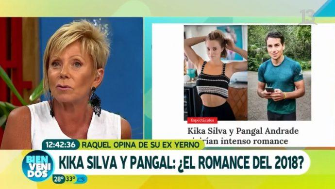 Aseguran que Kika Silva y Pangal Andrade llevan un mes saliendo
