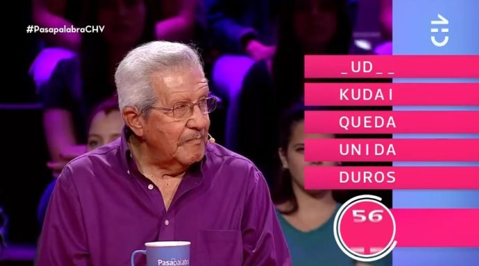 Así ovacionó Twitter a Don Sergio, el concursante más longevo de Pasapalabra