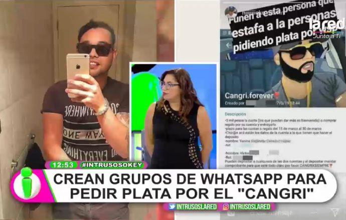 Caen 5 policías involucrados en robo a famoso chileno