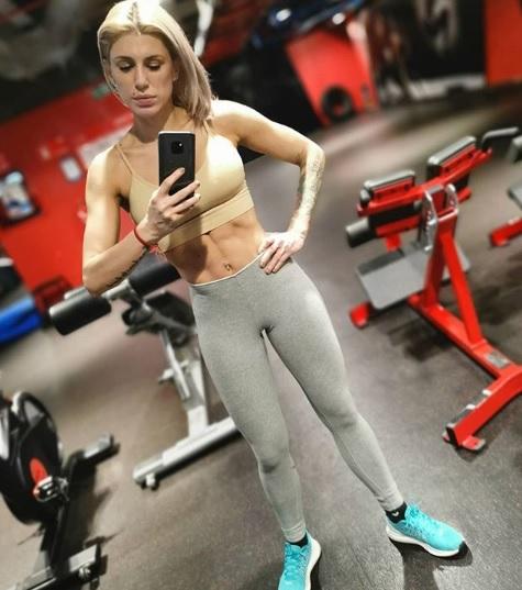 Wilma González sorprende con nuevo emprendimiento dedicado a la vida fitness - TeCache.cl