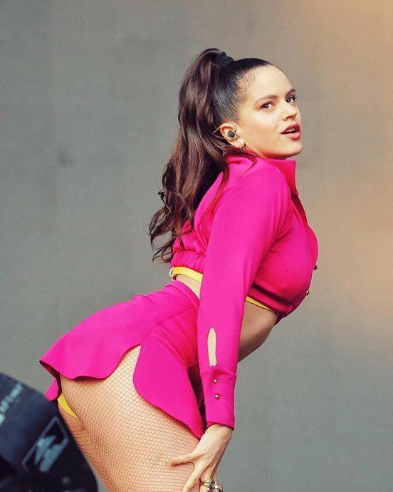 las fotos más sensuales de 'la rosalía' en la web  tecachecl