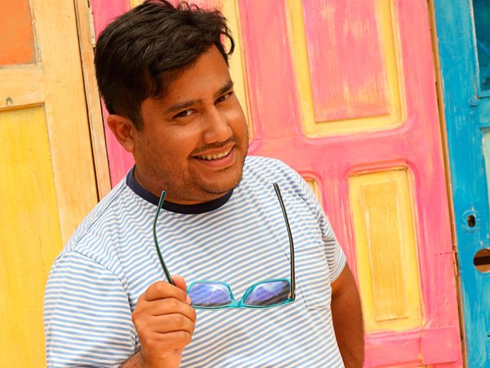 Nacho Pop es el primer famoso confirmado para jugársela en 'MasterChef Vip'