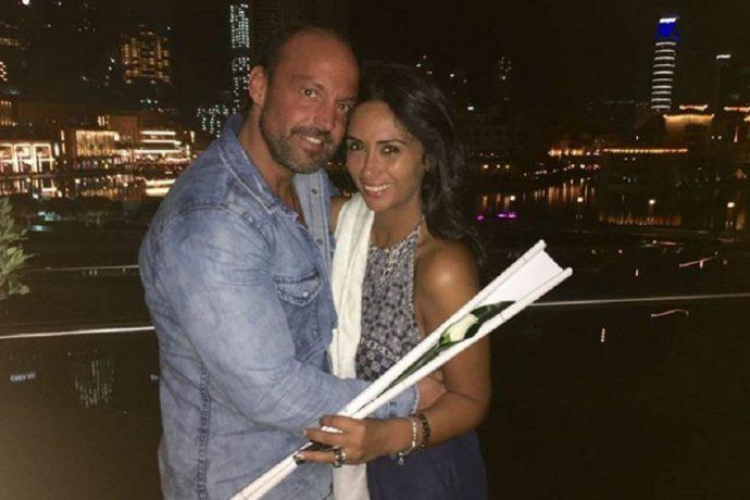 Levantan rumores de romance entre Pamela Díaz y Jean Philippe Cretton