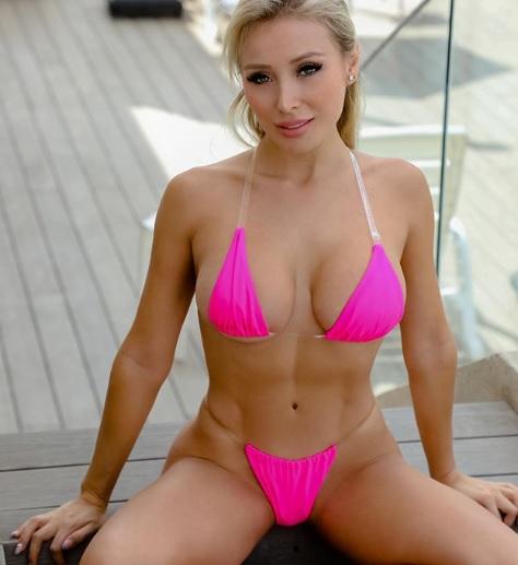 FOTOS: Daniella Chávez deleitó a sus seguidores con sensuales imágenes en  bikini