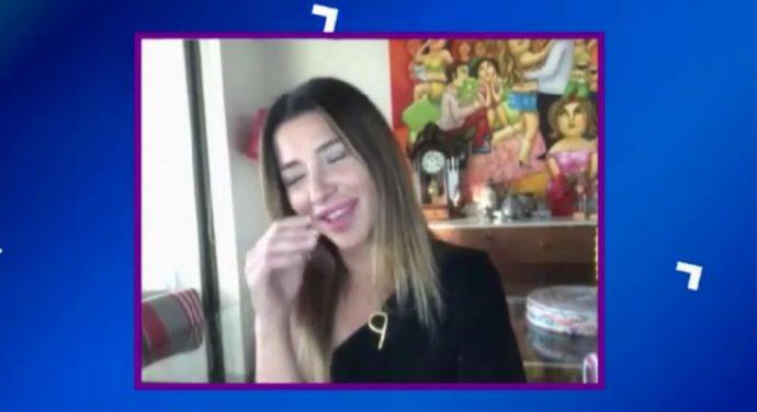 ¡Se casa! Francisca Merino recibió sorpresiva propuesta en televisión